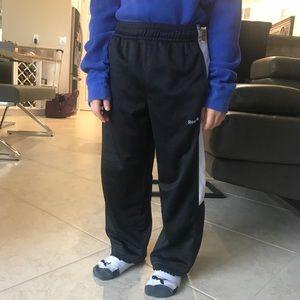 Reebok joggers track pants. 7